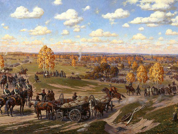 А.Ю. Аверьянов. . Сражения Отечественной войны 1812 года : Министерство обороны Российской Федерации
