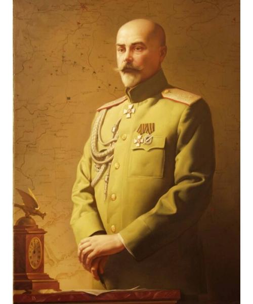 Антон Иванович Деникин