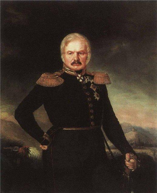 Ермолов Алексей Петрович (ген., 1777-1861) Ермолов Алексей Петрович Русская портретная галерея