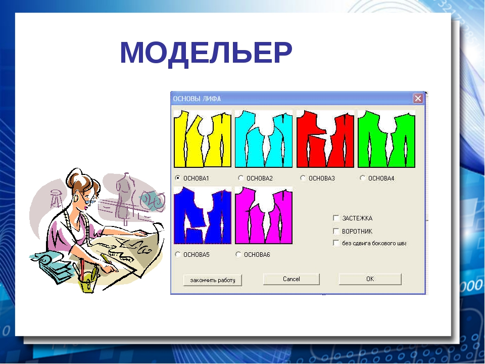 МОДЕЛЬЕР