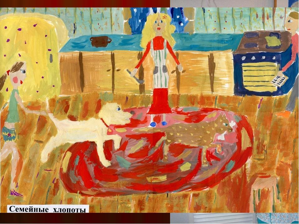 Карцева Ксения: «Своим увлечением живописью хочу поделиться со сверстниками и...