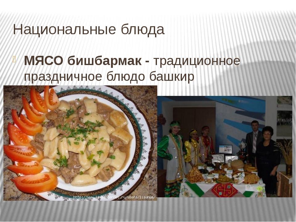 Рецепты блюда на башкирском языке