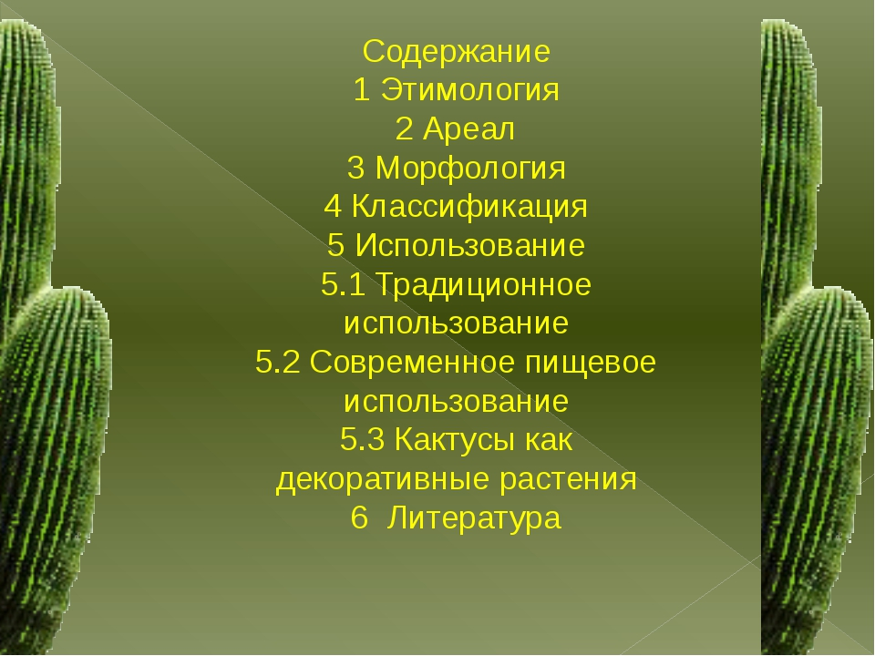 Содержание 1Этимология 2Ареал 3Морфология 4Классификация 5Использование...