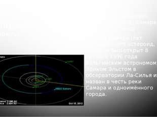 Интересные факты В честь города назван астероид (26922) Самара 1 июня 2007 го