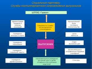 ЦСПСИД «Горизонт» Администрации городских и сельских поселений Специалисты С
