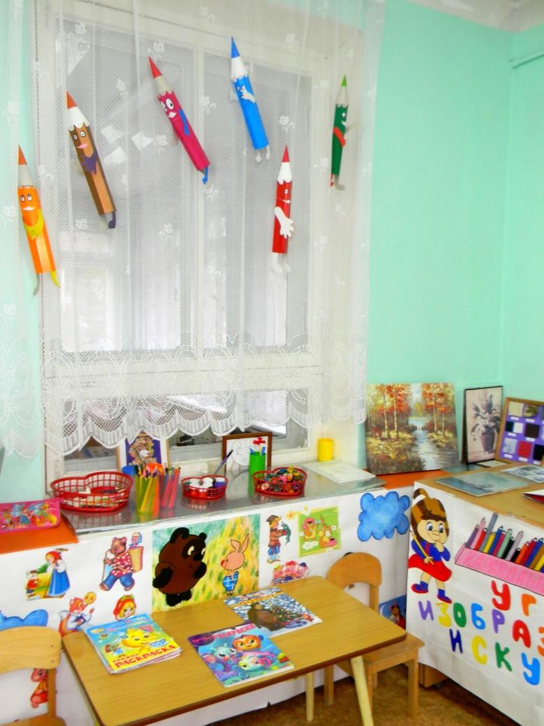 Фото дизайн стен детского сада