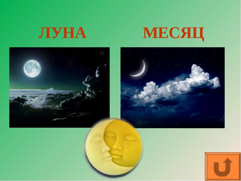 ЛУНА МЕСЯЦ