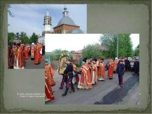 В день памяти святых страстотерпцев российских Бориса и Глеба 15 мая по Бори