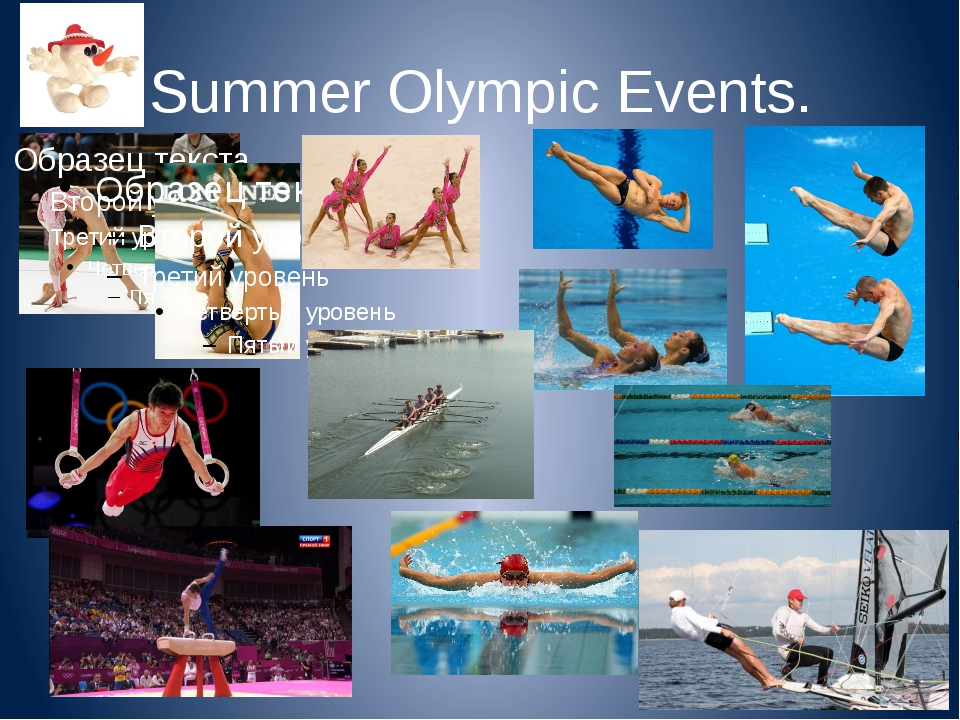 Summer Olympic Events.