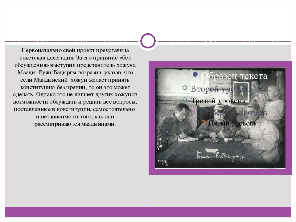 Первоначально свой проект представила советская делегация. За его принятие «...