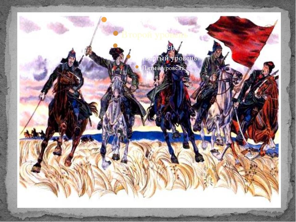 Почему в смертельной схватке белых и красных победу одержали красные