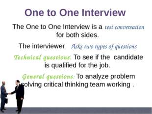 A mealtime interview is a standard component of a sequential interview in a p