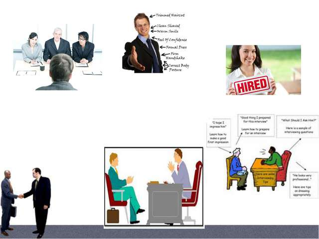 Job interview vocabulary redundant no longer needed by a company