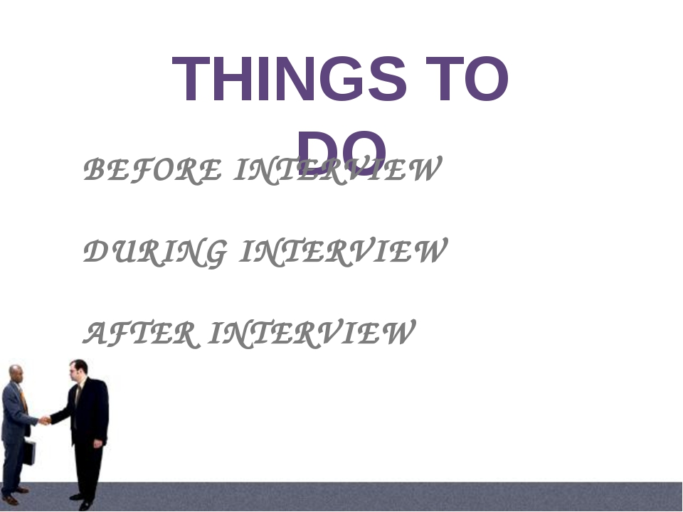 Interview questions Interviewer: What were your previous jobs? Interviewer: W...