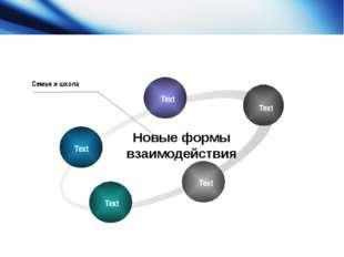 www.themegallery.com Company Logo Text Text Text Text Text Новые формы взаимо