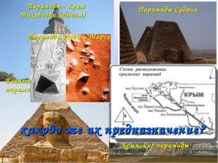 Пирамида - Храм Махабодхи (Индия) Пирамиды Судана Пирамиды Майя Египетские пи