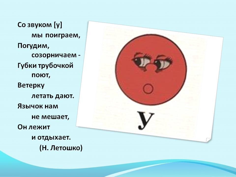 C:\Users\user\Documents\_Мамина\_Портфолио ТЛ\_Выступления и занятия\АБВГДейка\_по Жуковой\1 полугодие\1 - А и У\Звук [у] и буква Уу\Слайд1.JPG