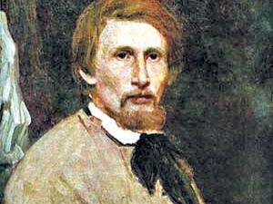 Автопортрет. 1873 г.
