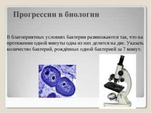 В благоприятных условиях бактерии размножаются так, что на протяжении одной м