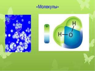 «Молекулы»