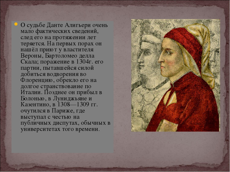 dante alighieri biography and work essay The inferno: biography: dante alighieri, free study guides and book notes including comprehensive chapter analysis, complete summary analysis, author biography.