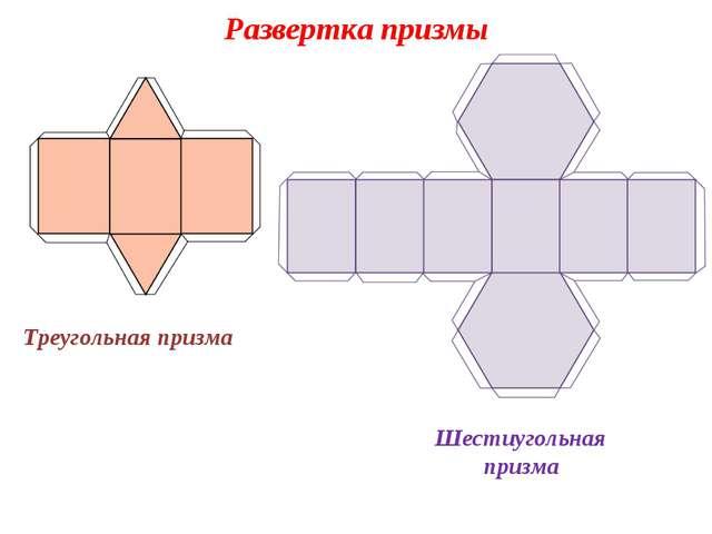 Как из бумаги сделать шестигранник