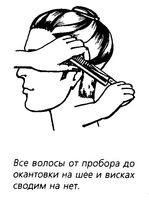 Укладка коротких волос Пересадка волос фото цена
