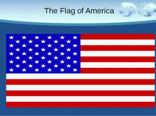 The Flag of America