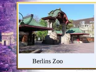 Berlins Zoo