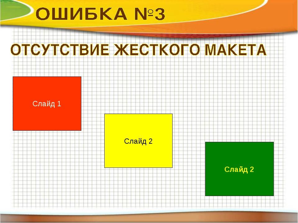 Слайд 1 Слайд 2 Слайд 2