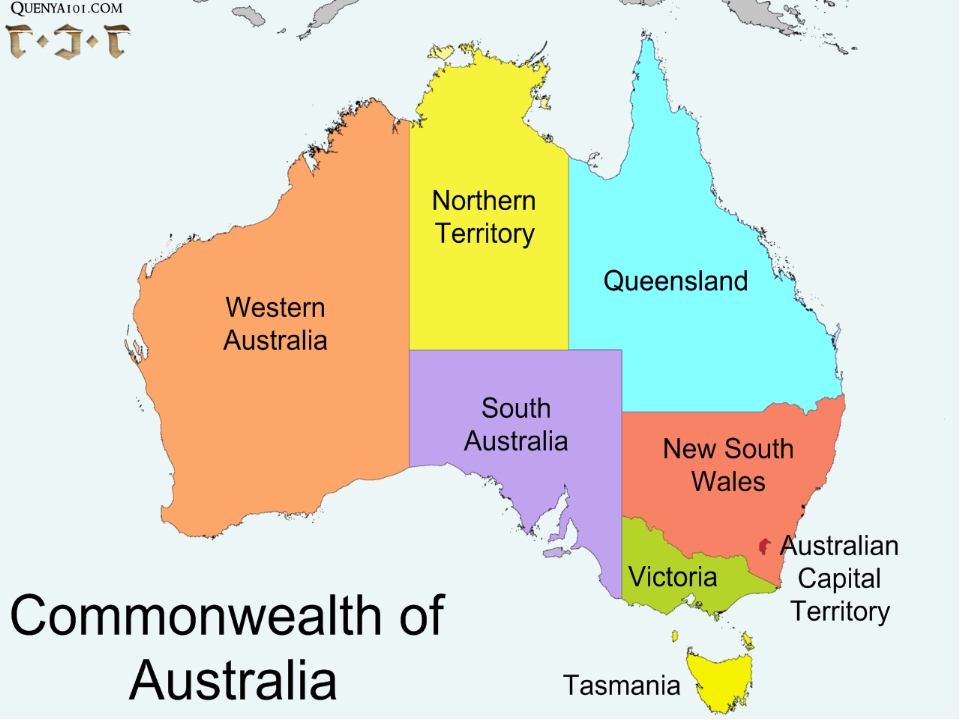 an overview of some policies of the commonwealth of australia