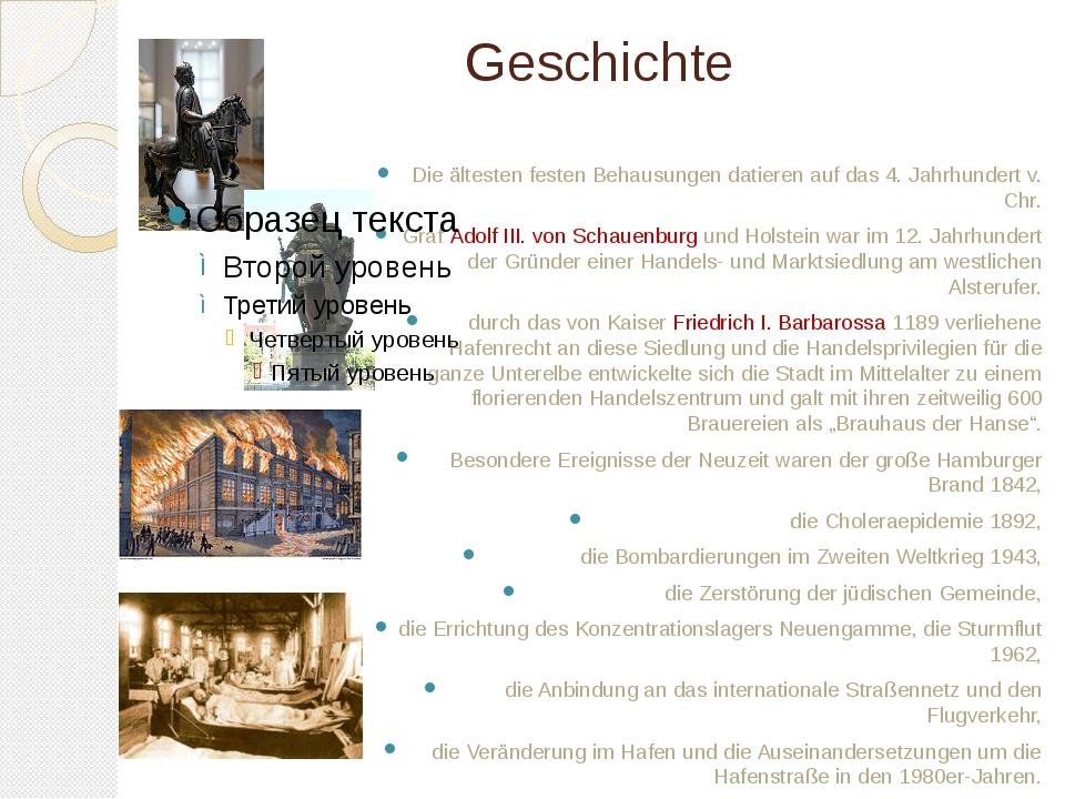 Geschichte Die ältesten festen Behausungen datieren auf das 4. Jahrhundert v....