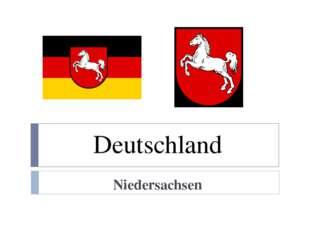 Deutschland Niedersachsen