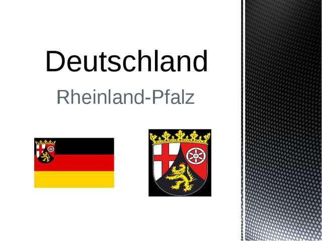 Rheinland-Pfalz Deutschland