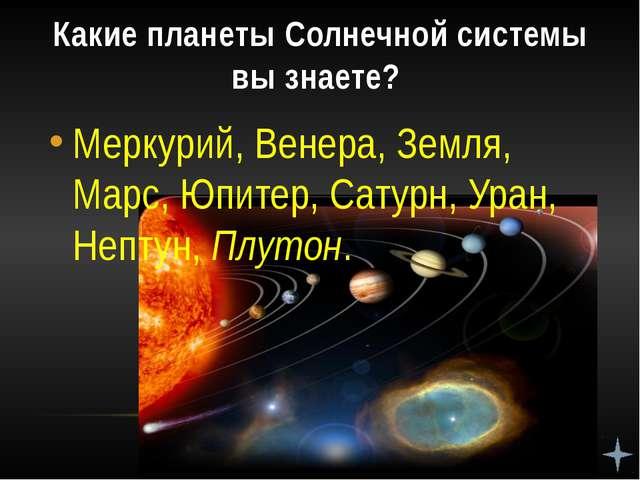 Какой космонавт первым вышел в открытый космос? Алексей Леонов