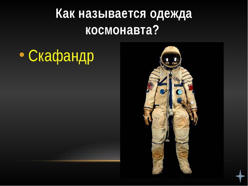 Как называется окно космического корабля? Иллюминатор