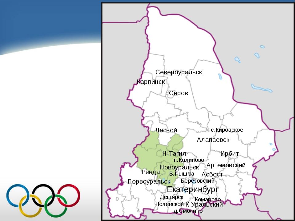 Асбест Победители и призеры олимпийских игр: Егор Мехонцев Марков Илья