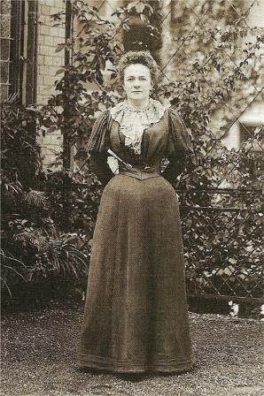 Клара Цеткин - основатель праздника 8 марта