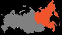 Map of Russia - Far Eastern economic region.svg