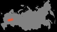 Map of Russia - Volga-Vyatka economic region.svg