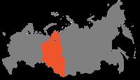 Map of Russia - West Siberian economic region.svg
