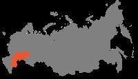 Map of Russia - Volga economic region.svg