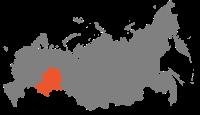 Map of Russia - Urals economic region.svg
