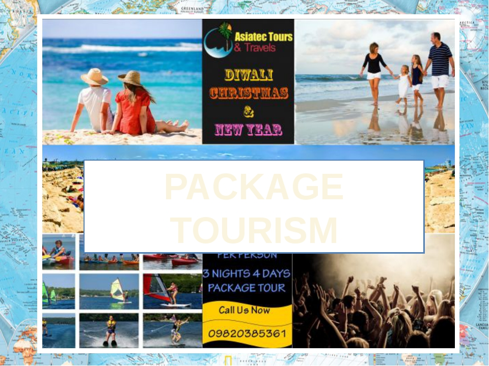 group packaged tours and individual tours tourism essay The ideal tour operator is one who is invisible, yet always present through his seamless efficiency om tourism is your own travel companion who will ensure that your journey is just as pleasing as your destination we plan, organize, and conduct tours and trips for individuals or groups & families.