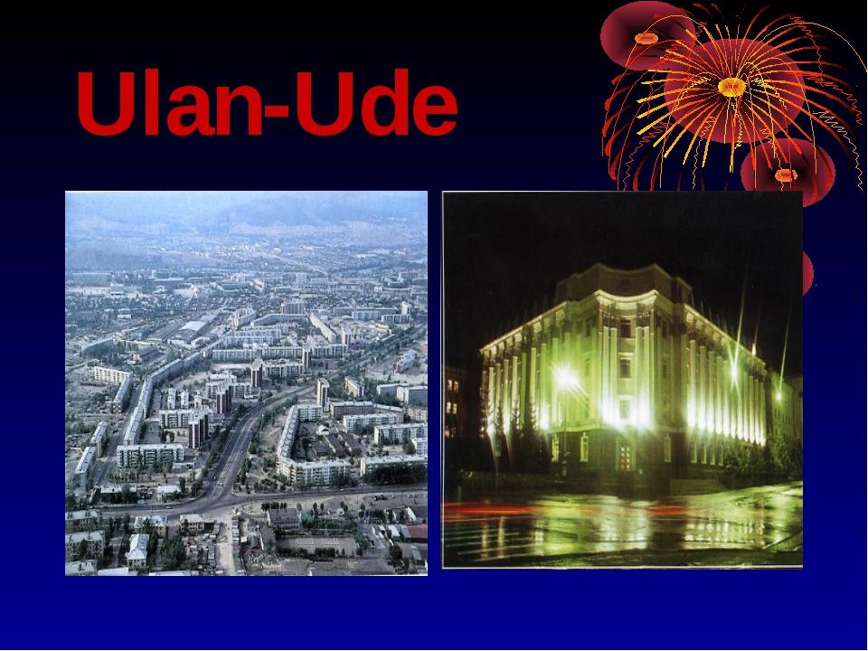 Ulan-Ude