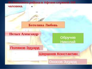 3382 белгородцев принимали участие в боевых действиях в Демократической респ