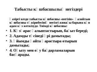 Табысты көшбасшылық негіздері Қазіргі кезде табысты көшбасшы «негізін» қалай