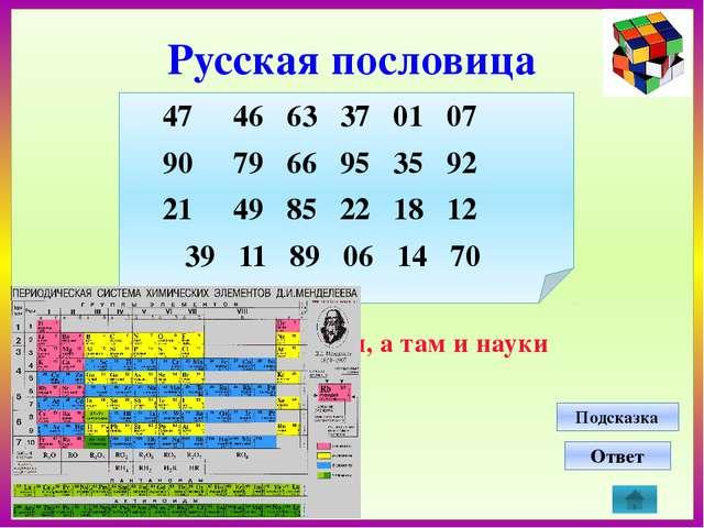 Русская пословица 46 63 37 01 07 79 66 95 35 92 49 85 22 18 12 39 11 89 06 1...