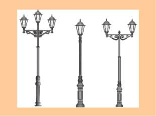 Образы фонарей могут быть различными: праздничный, торжественный, лирический