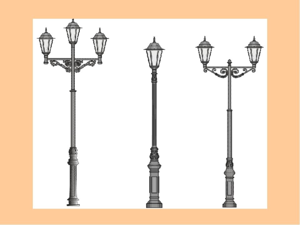Образы фонарей могут быть различными: праздничный, торжественный, лирический...